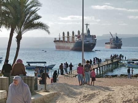 janvier fevrier  wadi rum une immense etendue de sable