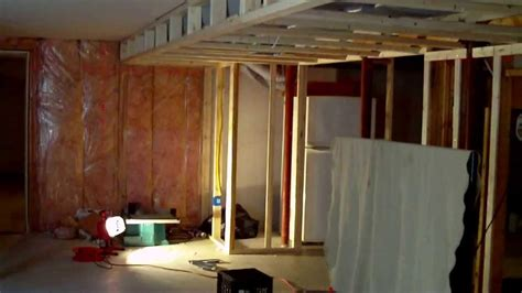 How To Build A Finished Basement With Ceiling Soffit Great