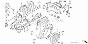 Honda G400 Parts List And Diagram
