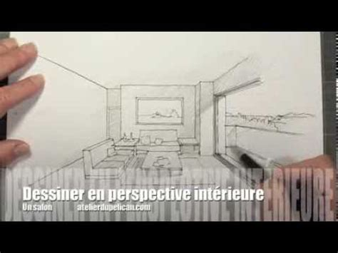 comment dessiner un canapé en perspective dessiner en perspective intérieure