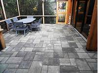 fine home depot patio design ideas 12 in X 12 in Pewter Concrete Step Stone 71200 the Home Depot. Bluestone Pavers Home Depot Patio ...