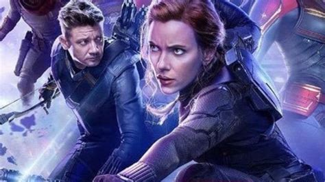 Avengers Endgame Directors Address Black Widow Story