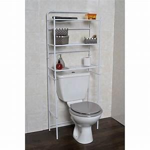 Ikea Meuble Toilette : meuble wc achat vente meuble wc pas cher cdiscount ~ Teatrodelosmanantiales.com Idées de Décoration