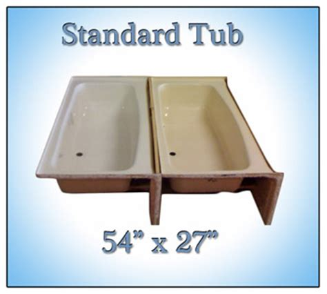 54x27 bathtub center drain bath tubs and showers for mobile home manufactured housing