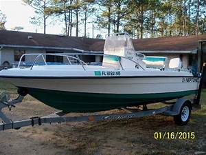 1996 Sunbird Neptune 180 Cc Boat For Sale In Tallahassee  Florida Classified