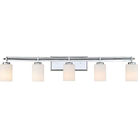Sterling Bathroom Fixtures by Sea Gull Lighting Stirling One Light Chrome Bath Light On Sale