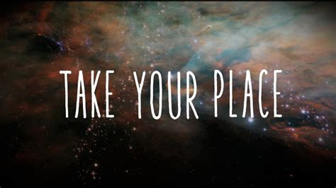 The Underachievers - Take Your Place (Lyric Video) - YouTube