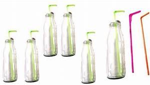 Trinkgläser Mit Deckel : trinkgl ser flaschen mit deckel und trinkhalm 6 flaschen ~ A.2002-acura-tl-radio.info Haus und Dekorationen