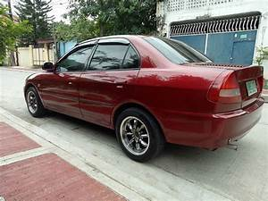 Second Hand Mitsubishi Lancer 1997 Pizza Model