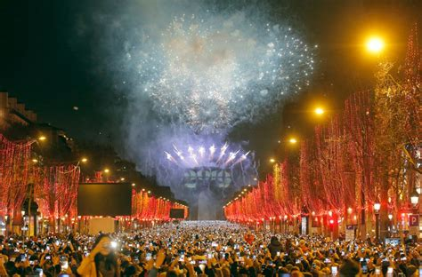 New Year's 2019 Celebrations From Around The World ...