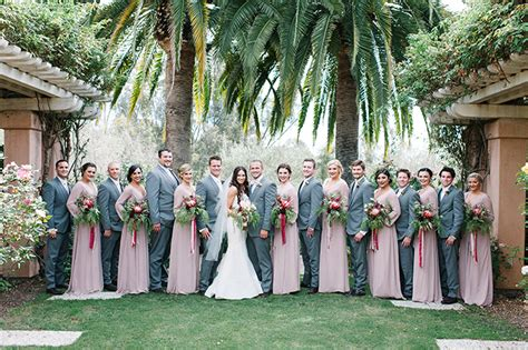 Wedding Romance At The Rancho Valencia