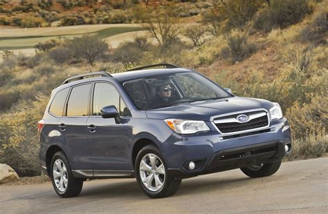 subaru cars 2014 2014 subaru forester review ratings specs prices and