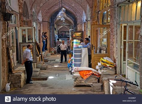 sell antiques iranian vendors selling antiques and fabrics in shops in the old stock photo royalty free image