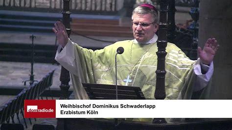 Tätigkeitsschwerpunkte seit 1999 sind die beratung von betriebsräten und gewerkschaften in wirtschaftlichen themen insbesondere auch bei betriebsänderungen bzw. Weihbischof Dominikus Schwaderlapp am fünften Sonntag im ...