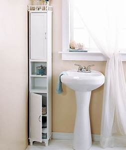 Slim space saver storage cabinet shelves shelf narrow for Skinny bathroom shelf