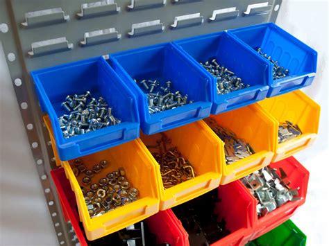 Plastic Garage Storage Bins