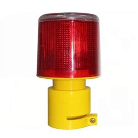 solar powered traffic warning light led solar safety