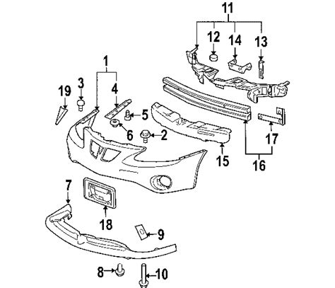 Parts Pontiac Extension Panel Partnumber
