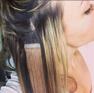 Best Tape in Hair Extensions