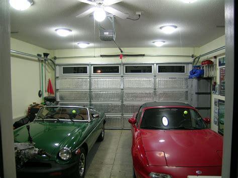 led garage fixtures garage lighting tips