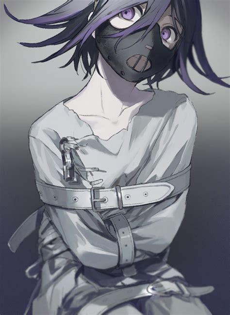 Danganronpa Anime Kokichi Kokichi Ouma Danganronpa Anime And