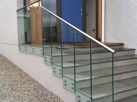 Infinity Glass Balustrade, Bespoke Glass Balustrades