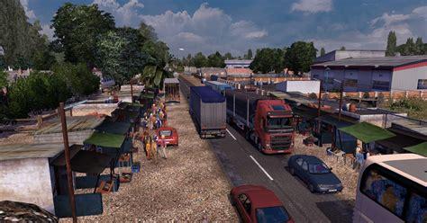 indonesia map mod   euro truck simulator  mod