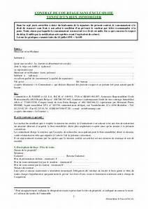 Voiture D Occasion Professionnel : exemple de contrat de vente entre particuliers format pdf ~ Gottalentnigeria.com Avis de Voitures