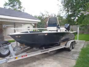 Photos of Custom Aluminum Boats Louisiana