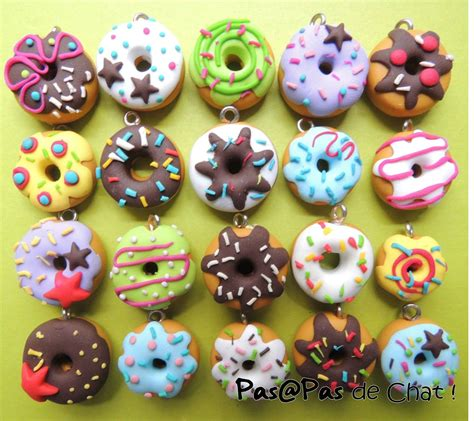 comment faire un donuts en fimo