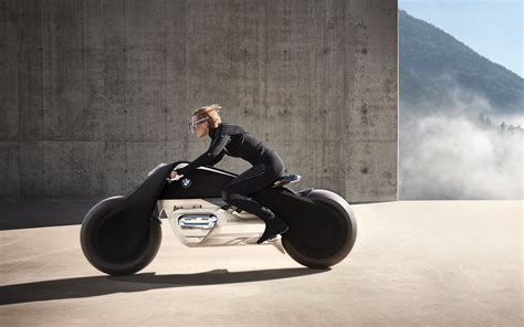 Bmw Motorrad Vision Next 100 Concept Bike 4k Wallpapers