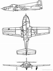 Blueprints  U0026gt  Modern Airplanes  U0026gt  Cessna  U0026gt  Cessna T