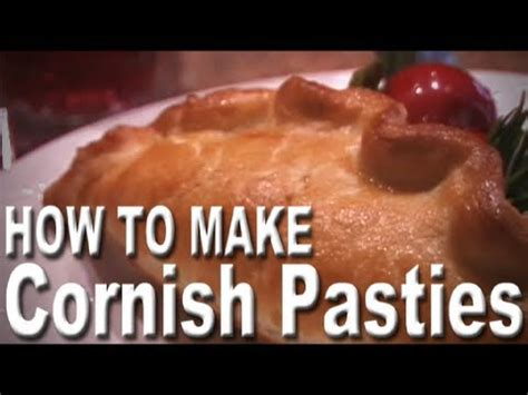 laughing chef    cornish pasties english meat