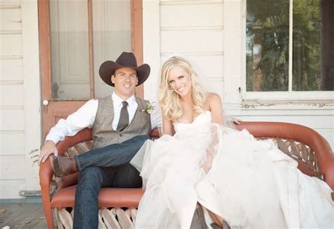 Country Western Wedding Jamie + Scott | Green Wedding Shoes | Weddings Fashion Lifestyle + Trave