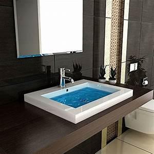 Waschtisch Komplett Mit Unterschrank : aufsatzwaschbecken der vergleich waschbecken aufsatz ~ Watch28wear.com Haus und Dekorationen