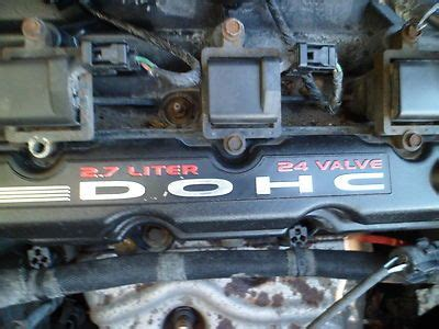 vehicle repair manual 2002 chrysler sebring engine control buy used 2002 chrysler sebring lxi convertible 2 7 liter 6 cylinder engine in sussex new jersey