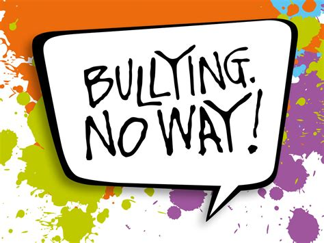 Anti Bullying Campaign For Schools