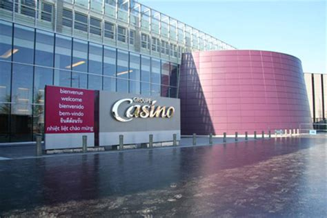 groupe casino siege social création conventions