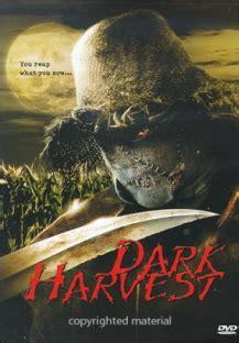 dark harvest  film wikipedia