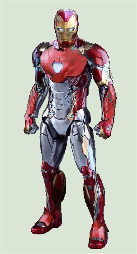 Iron Man Mark Ultimate By Nicolascage49 On Deviantart