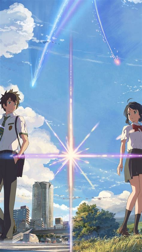 Your Name Anime Wallpaper - your name wallpapers wallpaper cave
