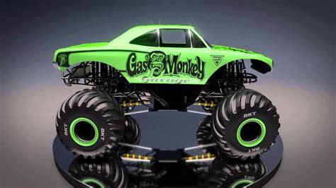 all monster trucks in monster all new monster jam truck gas monkey garage speed society