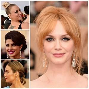 SAG Awards 2017 Celebrity Updo Hairstyle Inspiration | New ...