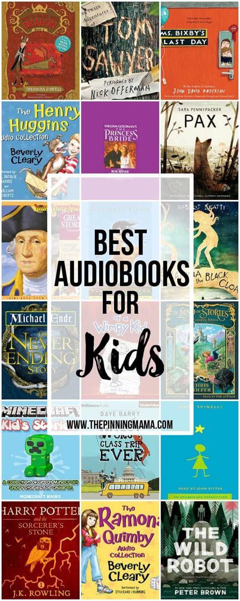 25 best audiobooks for the pinning 488 | Audio books for Kids