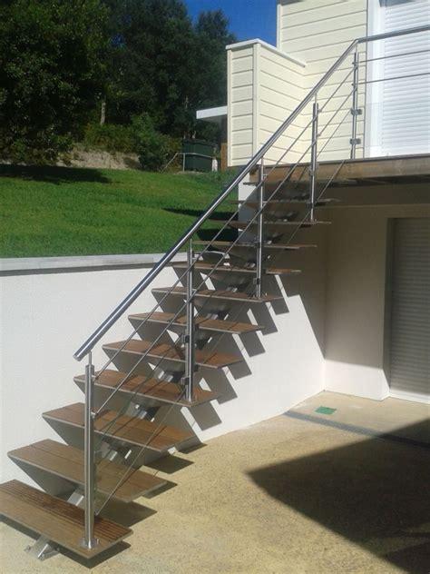 inox pyr 233 n 233 es galerie gt ext 233 rieur gt escalier ext 233 rieur