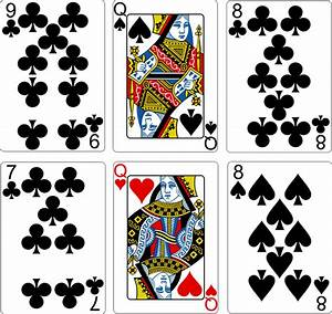 Clubs And Spades - ClipArt Best