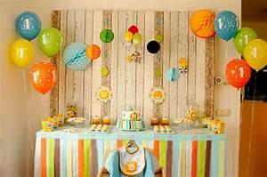 Deko Geburtstag 1 : 1 geburtstag deko baby belly party blog ~ Markanthonyermac.com Haus und Dekorationen