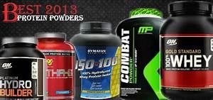 Best Protein Powders 2013