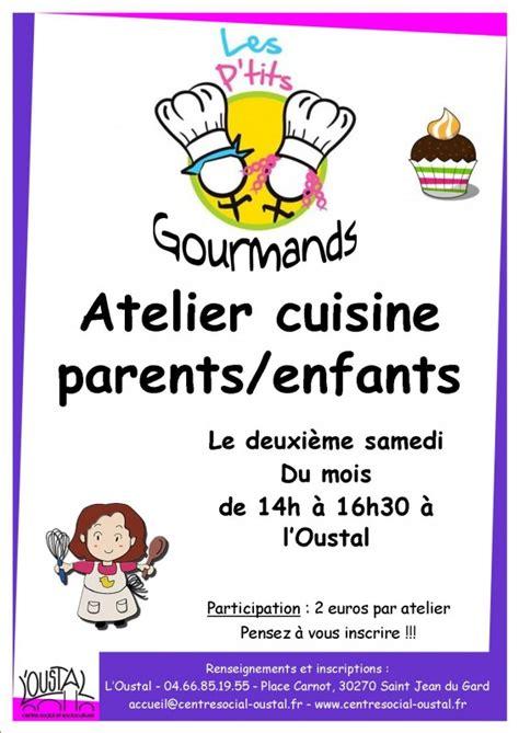 atelier cuisine parents enfants atelier parents enfants la galette des rois oustal