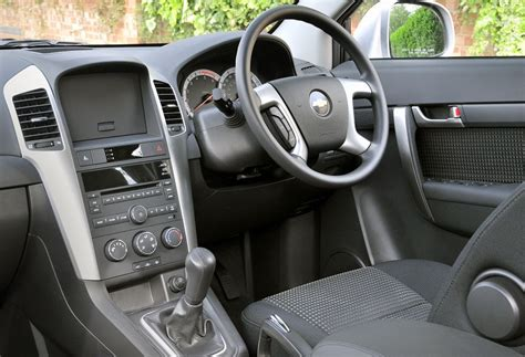 chevrolet captiva interior inside the new holden commodore series 2 page 2